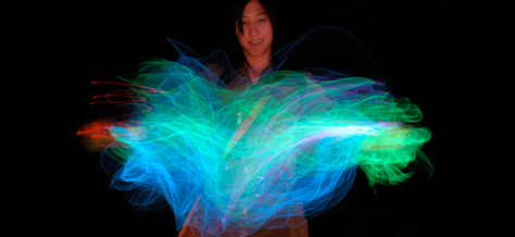 """Light Painting"" from The Tinkering Studio Activities"