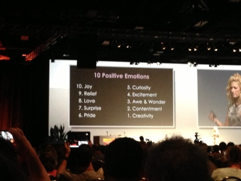 courtesy of Dr. McGonigal at ISTE 2013 Keynote, San Antonio, TX