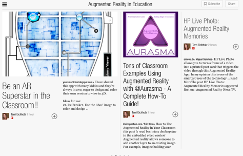 Augmented Reality in Education Flipboard Magazine