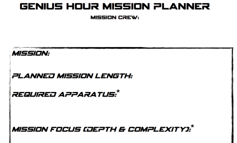 partial screen shot of Genius Hour Mission Planner