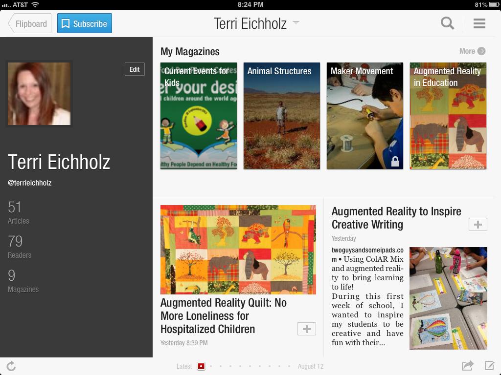 Flipboard for Educators