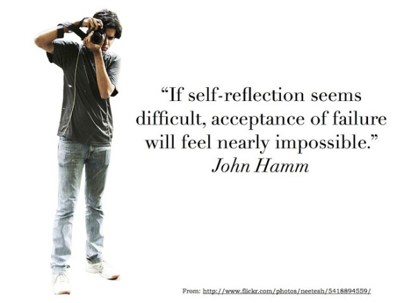selfreflection