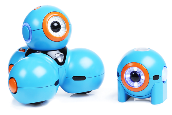 Bo and Yana robots from Play-i