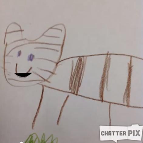 ChatterPix Okapi