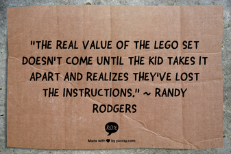 Quote from Randy Rodgers