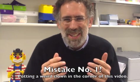 Dr. Resnick invites you to participate in an unusual online course through M.I.T. in this video.