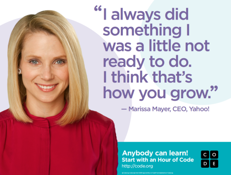 Teachers, tap into your growth mindset and try Hour of Code!