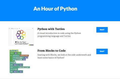Hour of Python