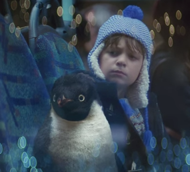 """from """"Monty the Penguin"""""""