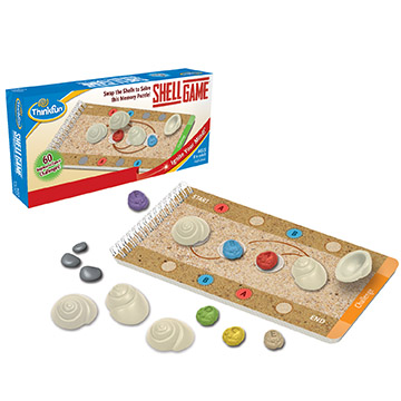 Shell Game from ThinkFun