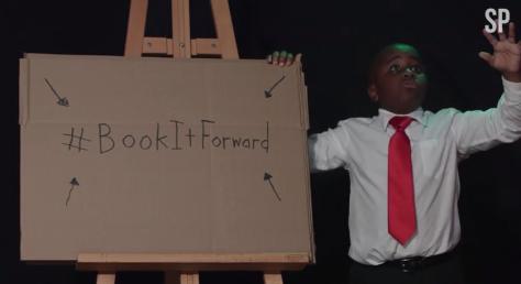 #bookitforward