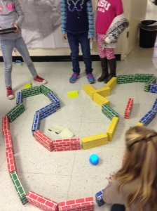 Making a maze for Sphero
