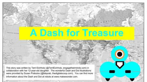 A Dash for Treasure