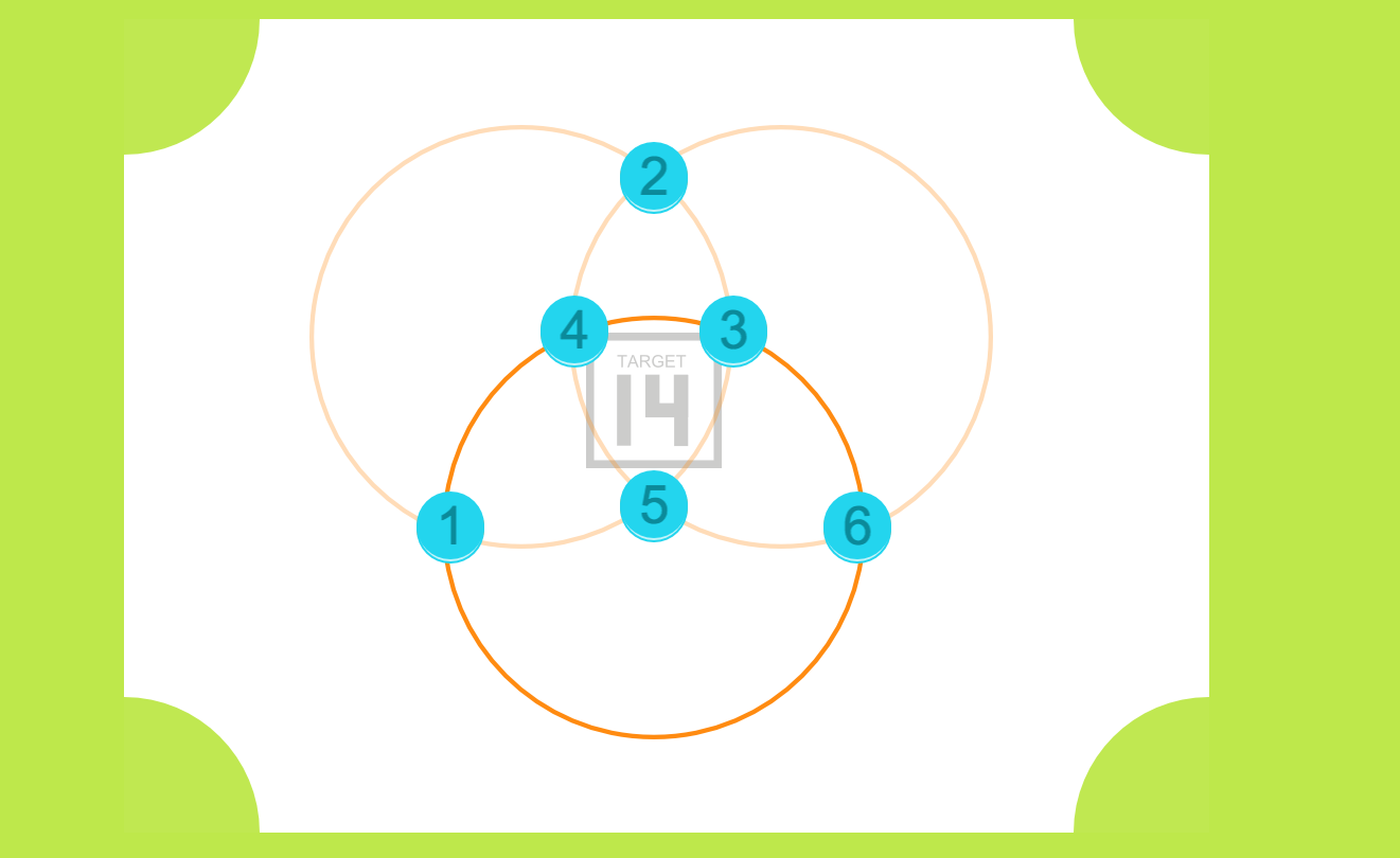 One of the many interactive puzzles available on TeacherLED