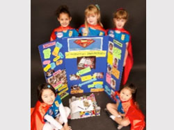 The Supergirls from Tulsa, OK