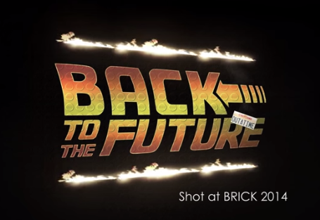 image from Lego Back to the Future