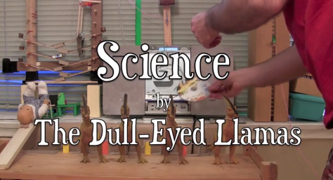 from Science by the Dull Eyed Llamas