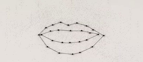 "Son Lux animated the video for ""Change is Everything"" using pins and thread."