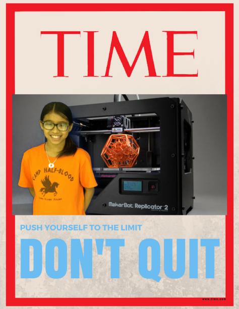 Time Magazine (