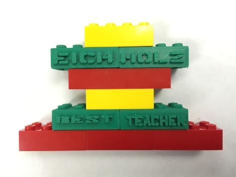 3d Printed Legos