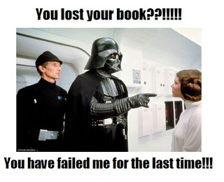 Student Created Library Meme courtesy of Sara Romine