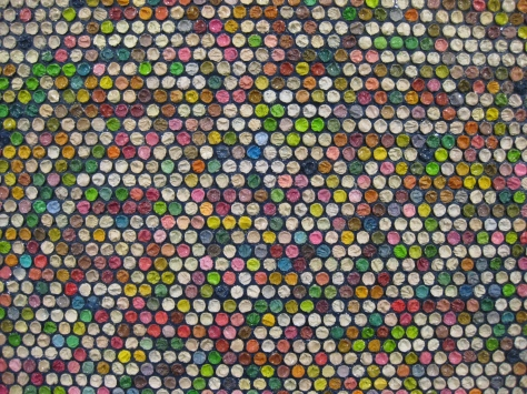 Bubble Wrap Art via