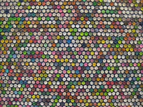 Bubble Wrap Art via