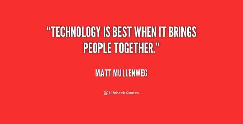 Bring People Together