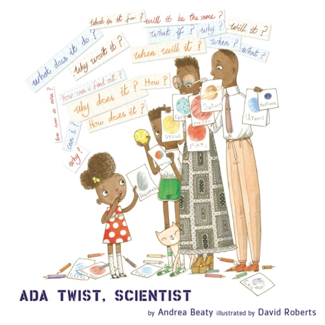 image from Ada Twist, Scientist