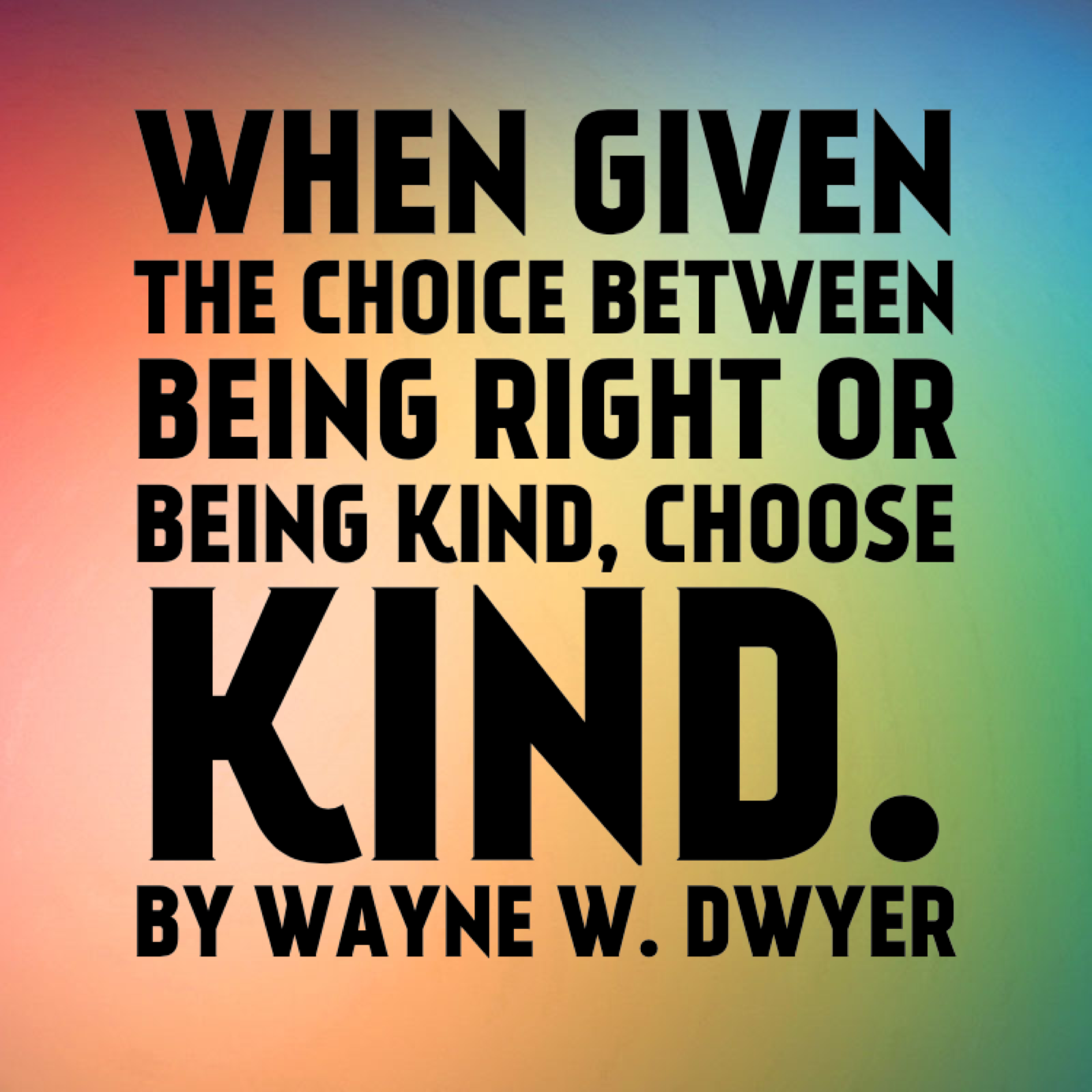 Choose Kind   Engage Their Minds