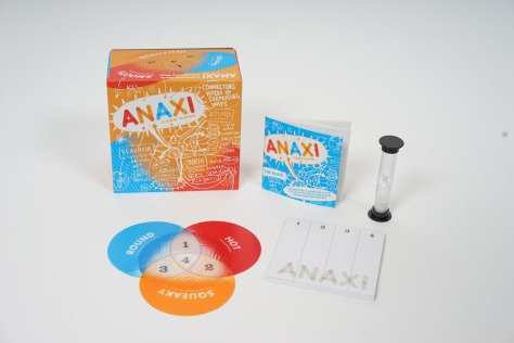 You can find Anaxi at Marbles: the Brain Store