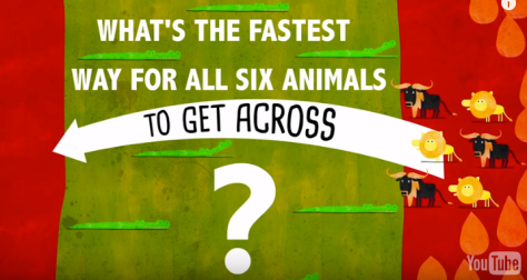 River Crossing Riddle from TED Ed
