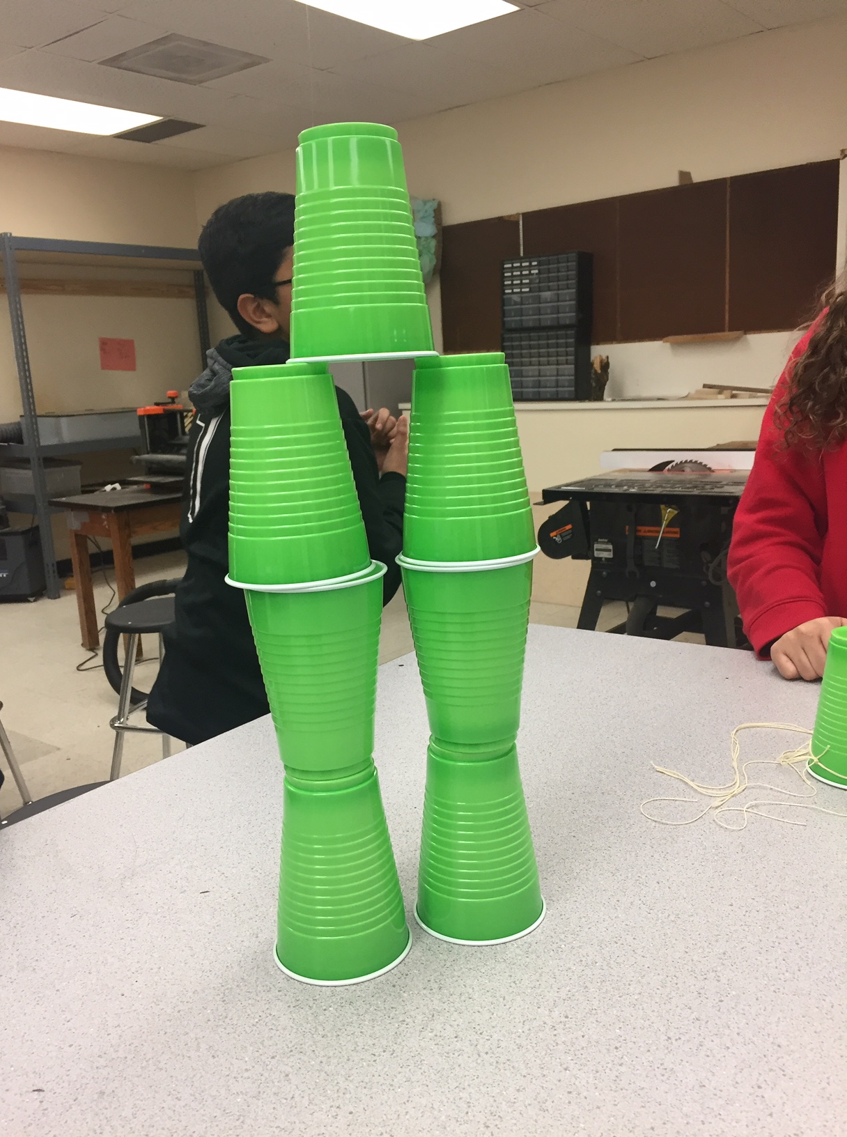 cupstacking